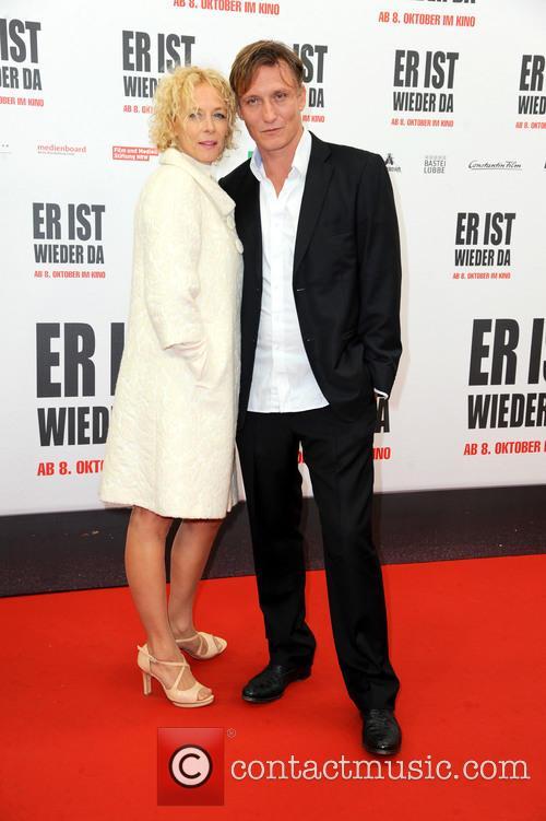 Katja Riemann and Oliver Masucci 1