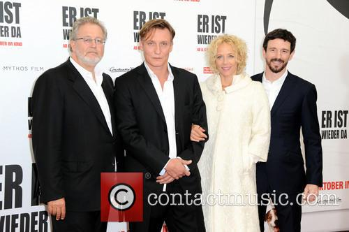 Martin Moszkowicz, Oliver Masucci, Katja Riemann and Oliver Berben 1