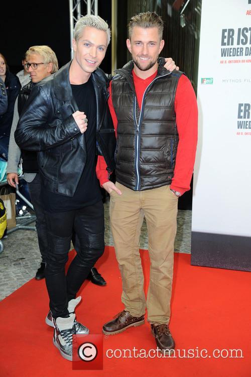 Julian David and Chris Prinz 2