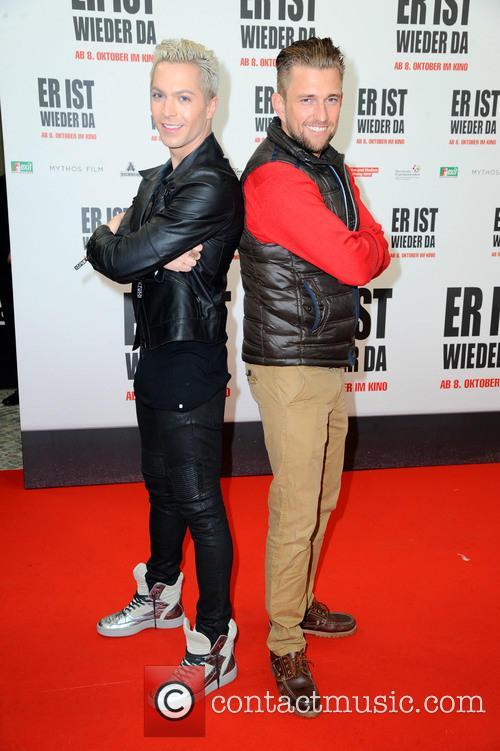 Julian David and Chris Prinz 3