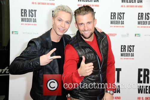 Julian David and Chris Prinz 5