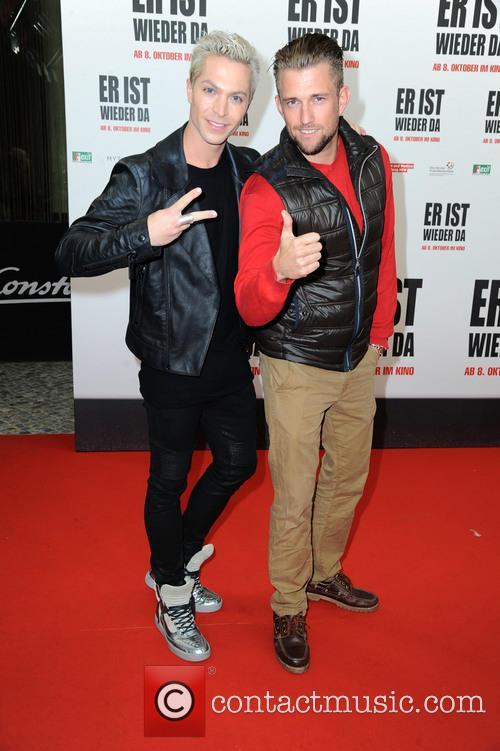 Julian David and Chris Prinz 1