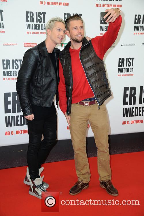 Julian David and Chris Prinz 6