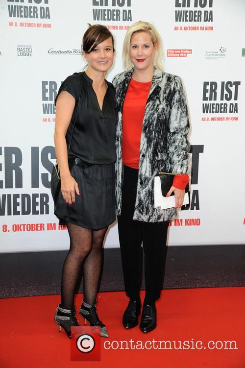 Lena Schoemann and Anika Decker 2