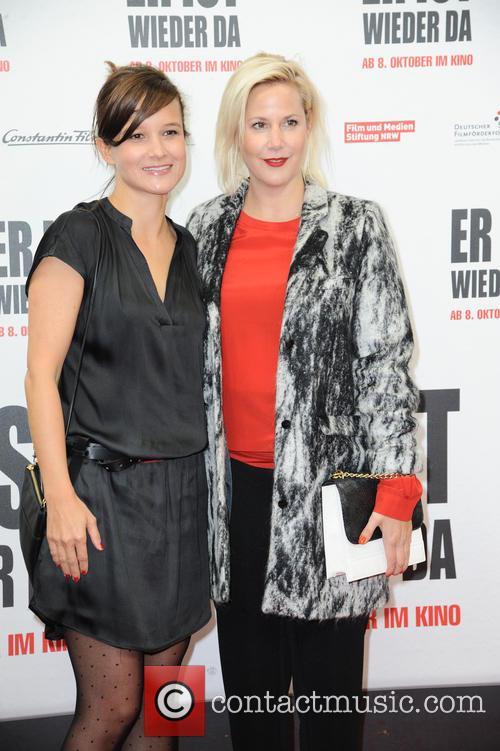 Lena Schoemann and Anika Decker 1