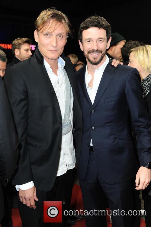 Oliver Masucci and Oliver Berben 2