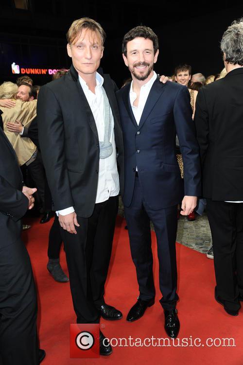 Oliver Masucci and Oliver Berben 1