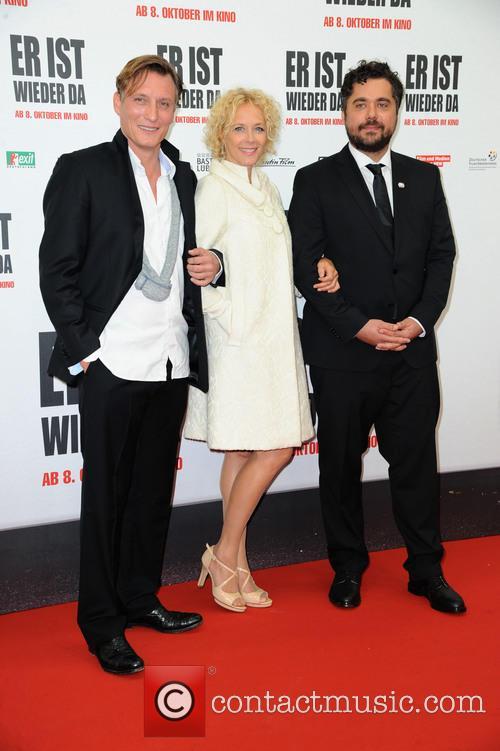 Oliver Masucci, Katja Riemann and David Wnendt 1