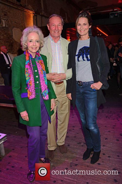 Bob Geldof, Isa Graefin Von Hardenberg, Andreas Graf Von Hardenberg and Tita Von Hardenberg 2