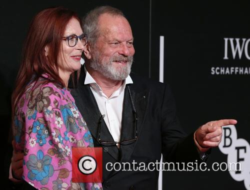 Maggie Weston and Terry Gilliam 3