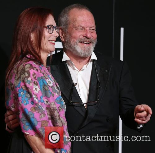 Maggie Weston and Terry Gilliam 4