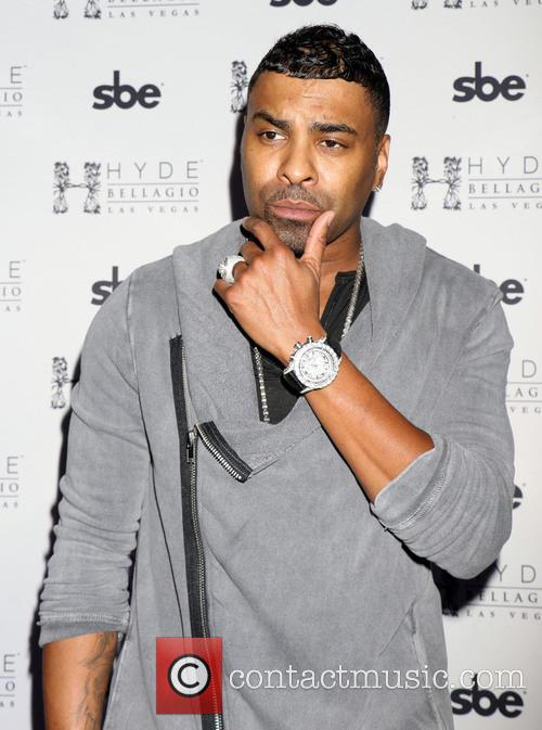 Ginuwine attends 'Lost Angels Industry Night'
