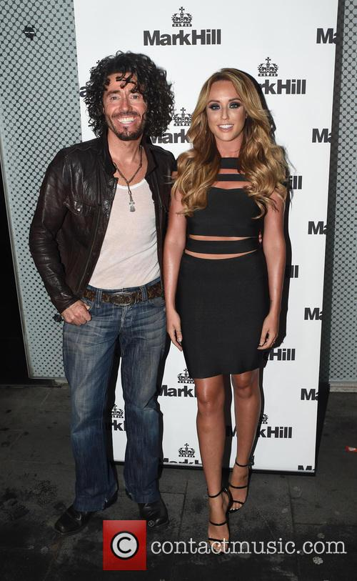 Mark Hill and Charlotte Crosby 1