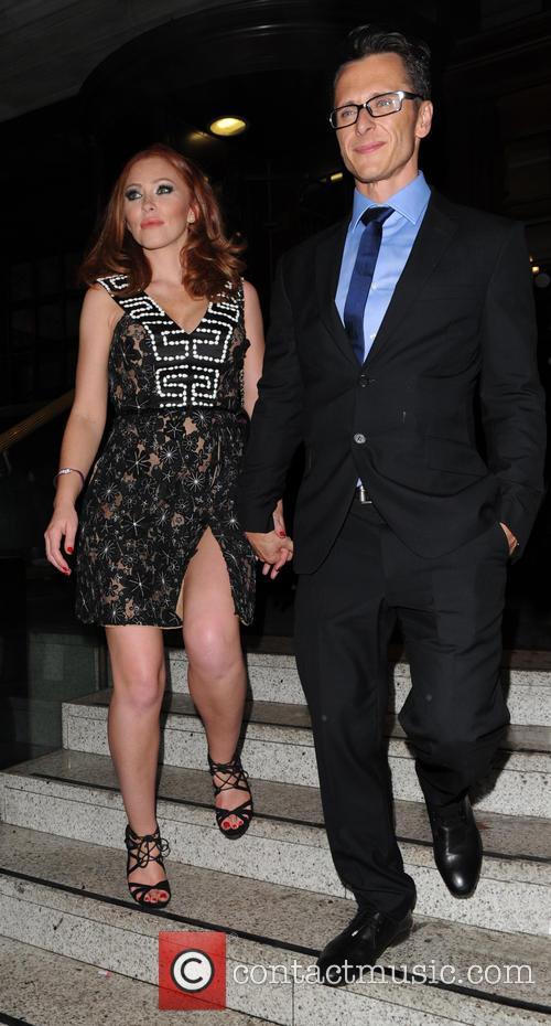 Natasha Hamilton and Richie Neville 1