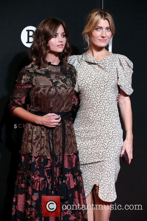 Jenna Coleman and Sally Oliver 4