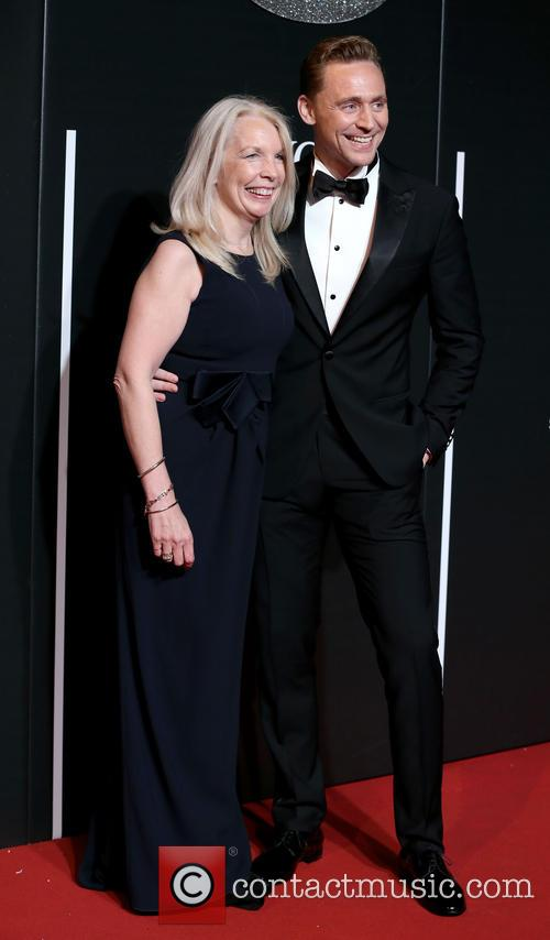 Tom Hiddleston and Amanda Nevill 1