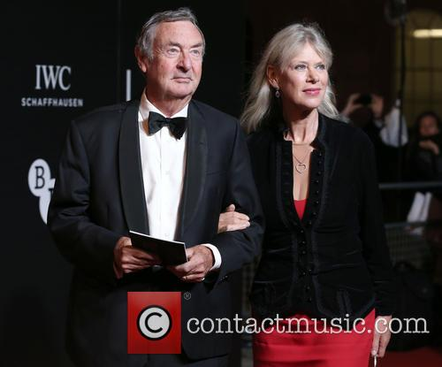 Nick Mason and Nettie Mason