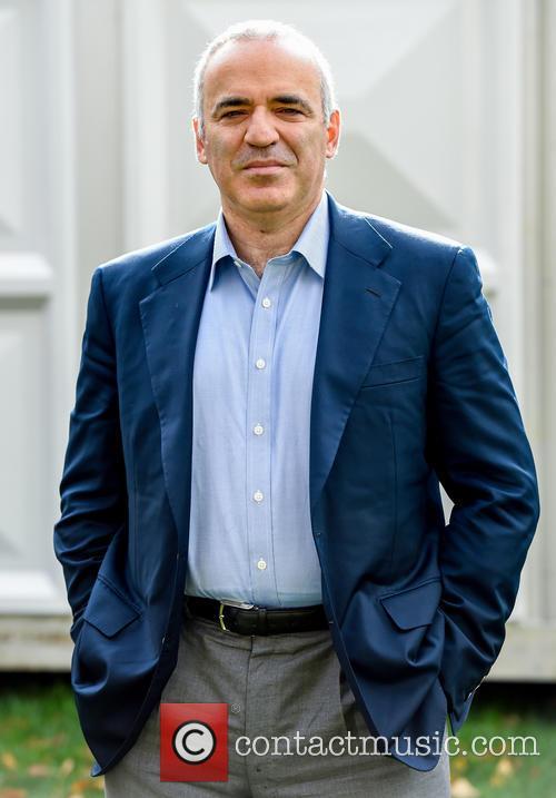 Garry Kasparov 3