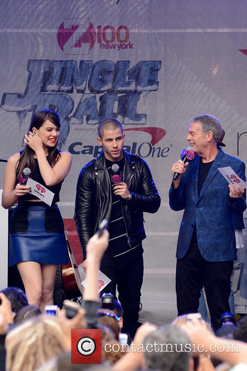 Z100's Jingle Ball 2015 Kick Off Event