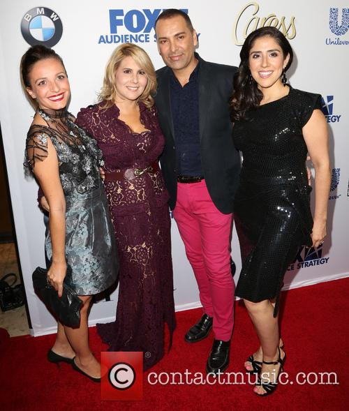 Lucero, Guest, Ebby Antigua and Shirley Velasquez 1