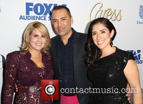 Lucero, Ebby Antigua and Shirley Velasquez 1