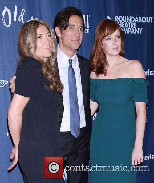 Eve Best, Clive Owen and Kelly Reilly 3