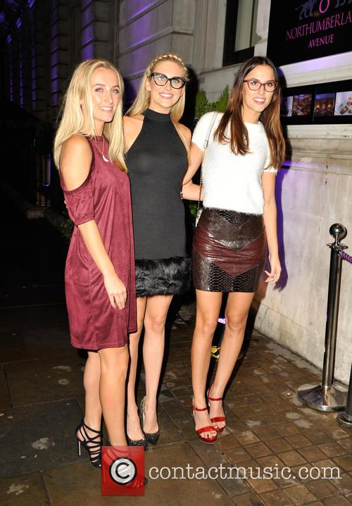 Tiffany Watson, Lucy Watson and Stephanie Pratt 1