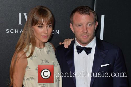 Jacqui Ainsley and Guy Ritchie 7