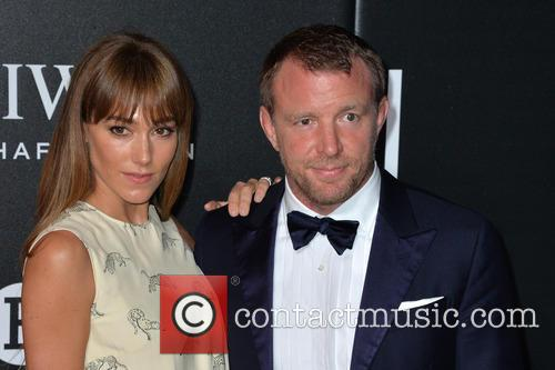 Jacqui Ainsley and Guy Ritchie 8