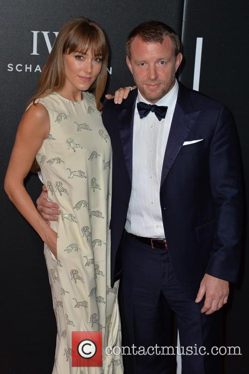 Jacqui Ainsley and Guy Ritchie 9