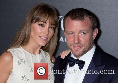 Jacqui Ainsley and Guy Ritchie 1