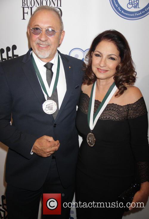 Gloria Estefan and Emilio Estefan 2