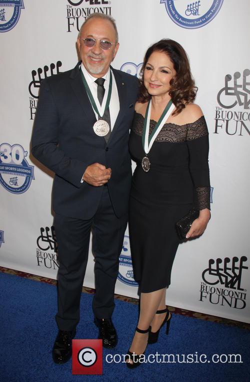 Gloria Estefan and Emilio Estefan 3
