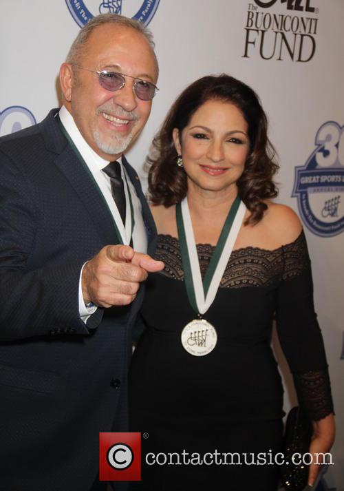 Gloria Estefan and Emilio Estefan 1