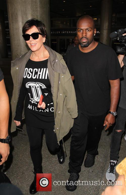 Kris Jenner and Corey Gamble 11