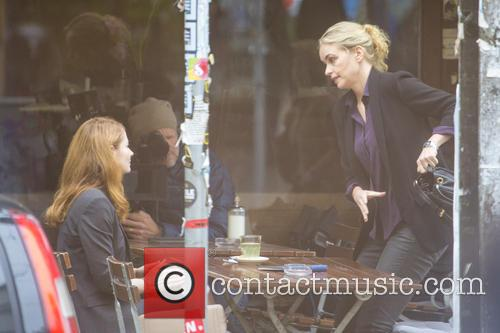 On the set of Homeland