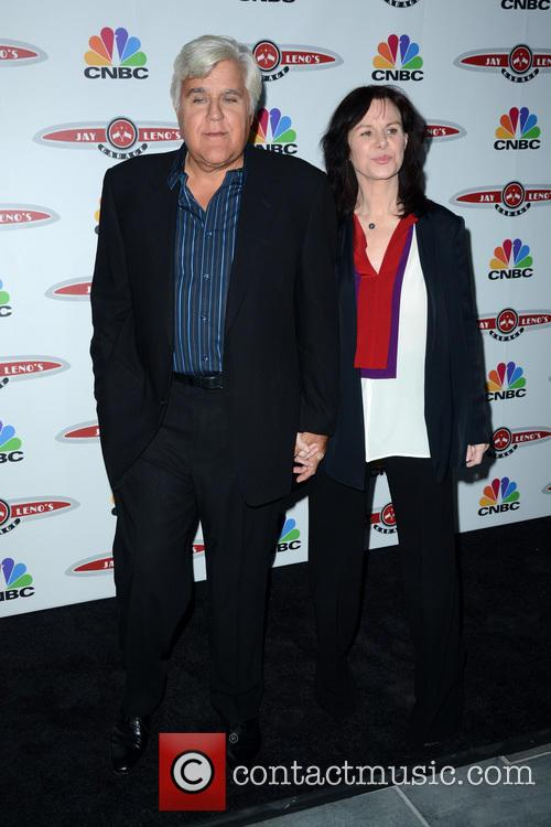 Jay Leno and Mavis Leno 2