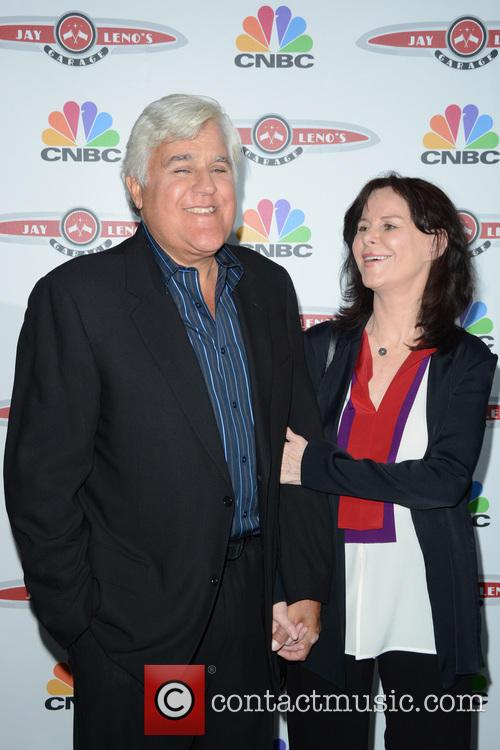 Jay Leno and Mavis Leno 5