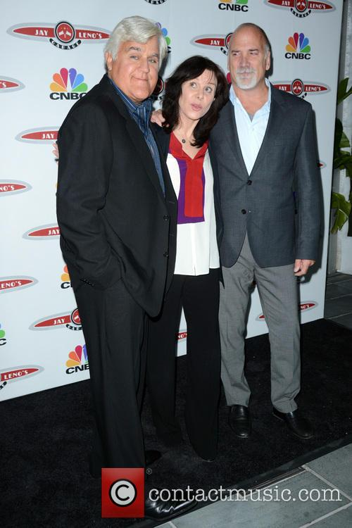 Jay Leno and Mavis Leno 6