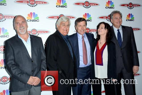 Jay Leno and Mavis Leno 7