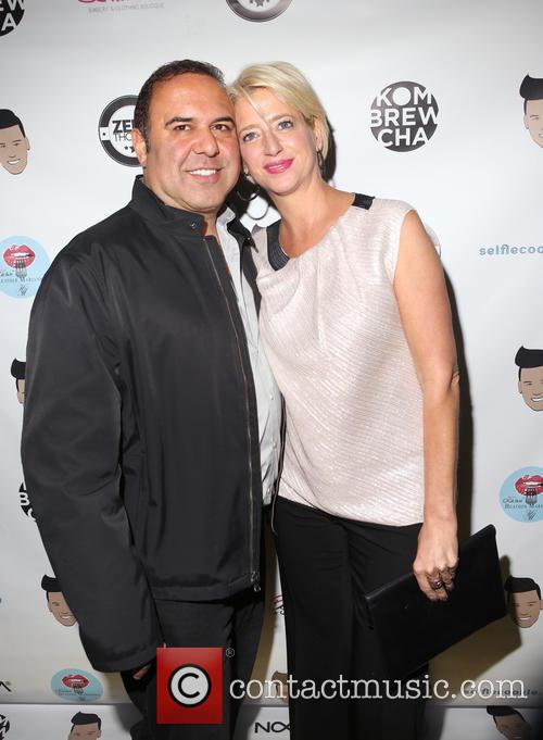 John Mahdessian and Dorinda Medley 1