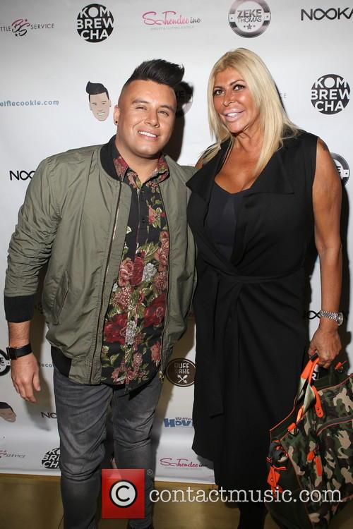 Johnny Donovan and Big Ang 2
