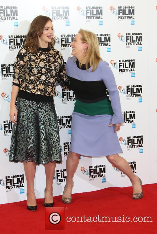 Carey Mulligan and Meryl Streep 3