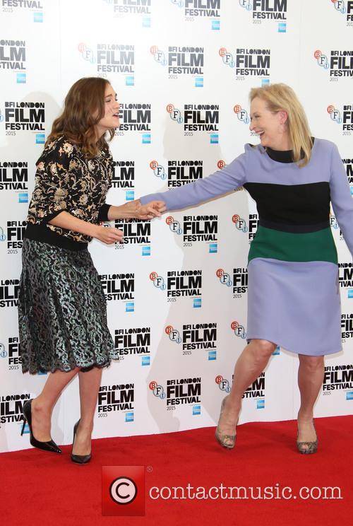 Carey Mulligan and Meryl Streep 4