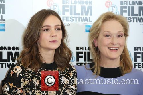 Carey Mulligan and Meryl Streep 1