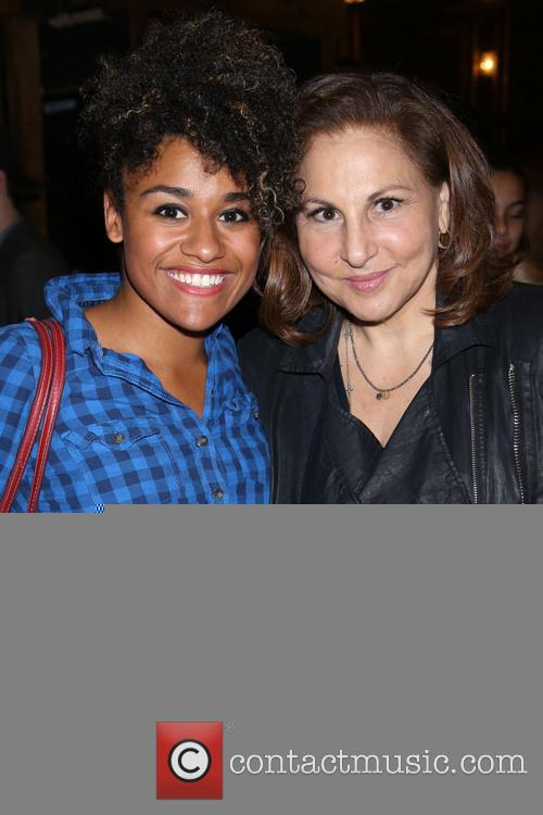 Ariana Debose and Kathy Najimy 1