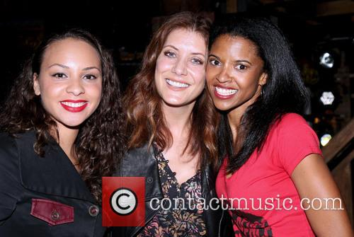 Jasmine Cephas Jones, Kate Walsh and Renee Elise Goldsberry 1