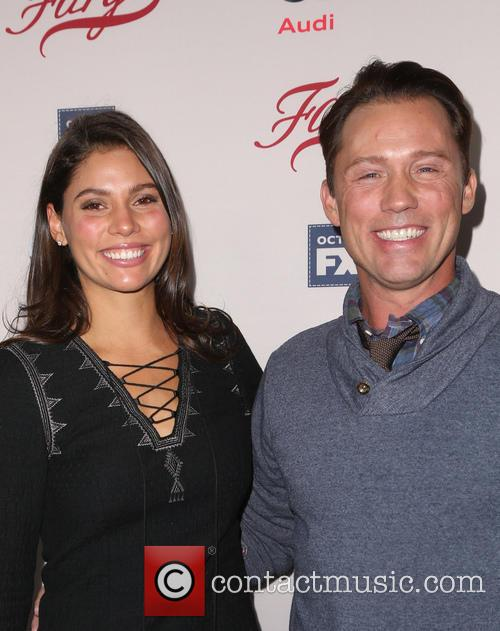Jeffrey Donovan and Michelle Woods 5