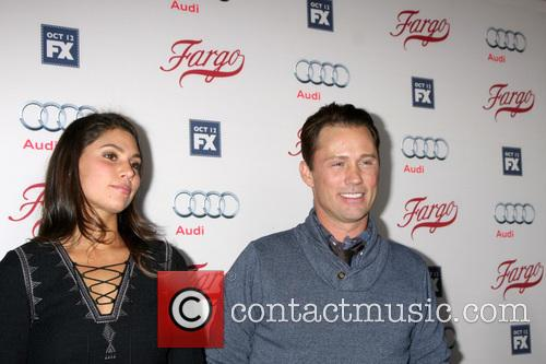 Jeffrey Donovan and Wife 4