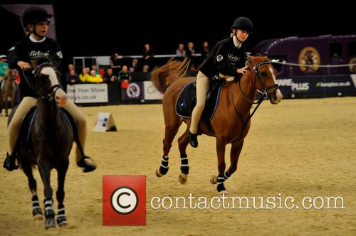 Pony Club Mounted Games and East Cheshire 2